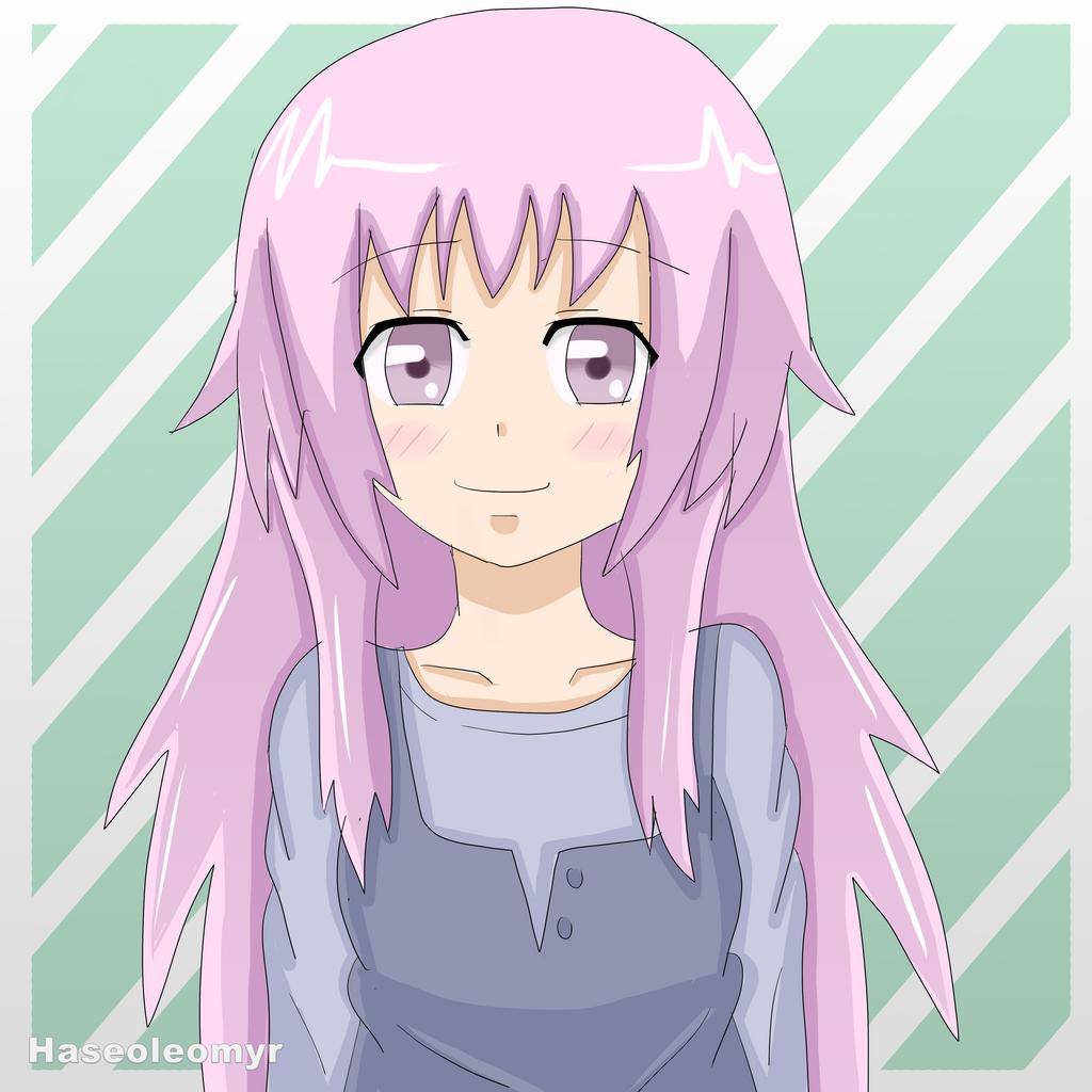 Anime Girl 60 by HaseoLeomyr