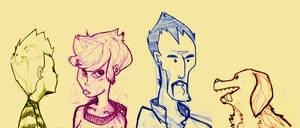 m3 faces