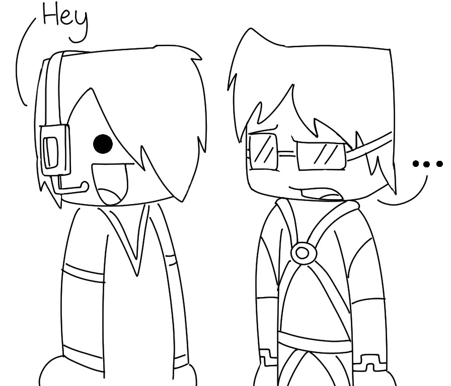skydoesminecraft coloring pages the gallery for ssundee skin face