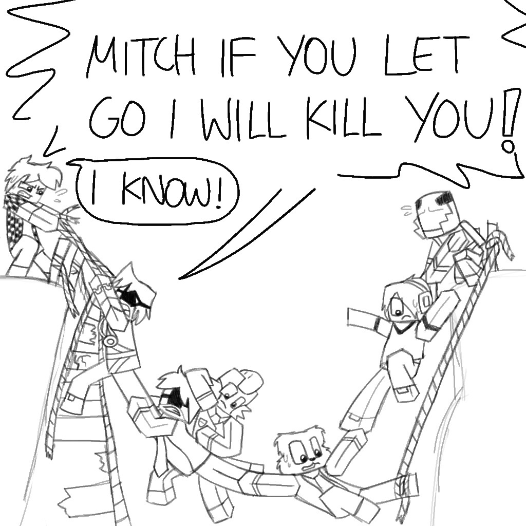 deadlox minecraft coloring pages - photo#23