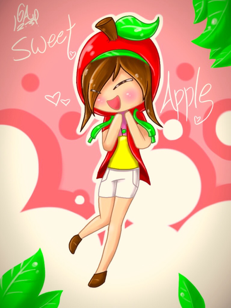 Contest entry: Sweet Apple by Gameaddict1234