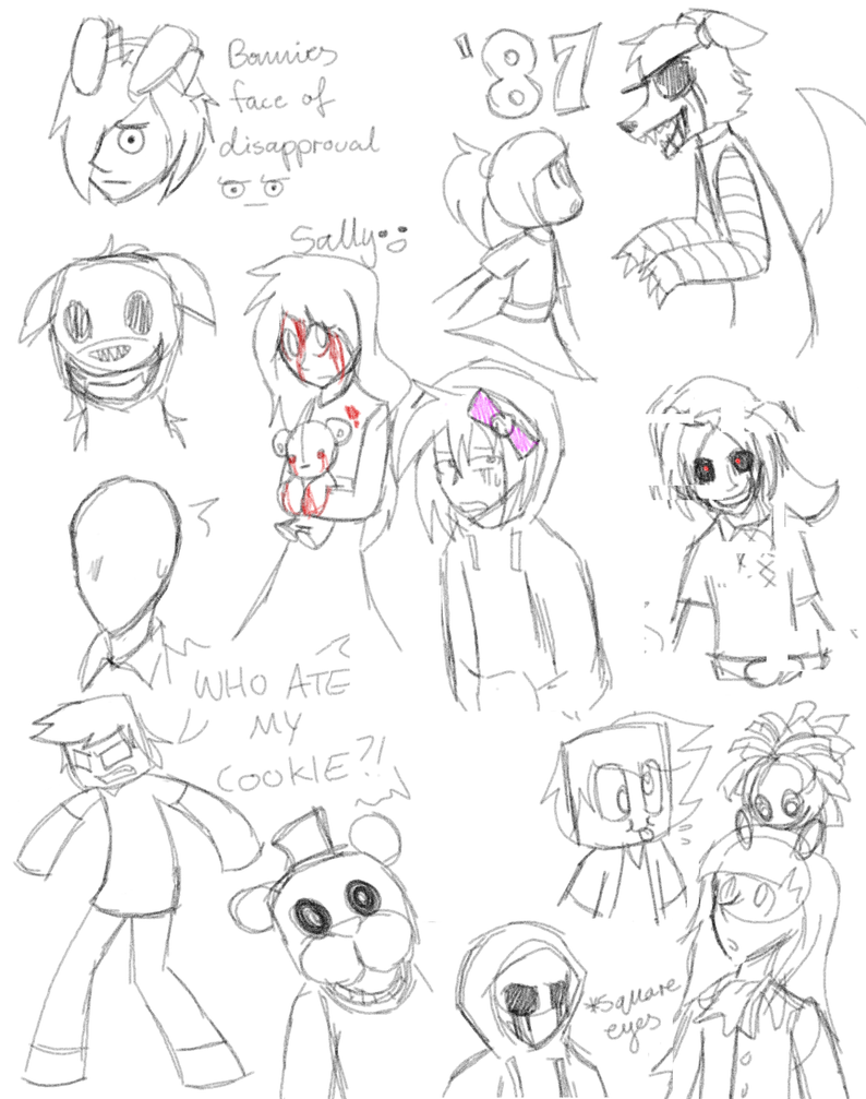 Tell me what to sketch (RESULTS) by Gameaddict1234