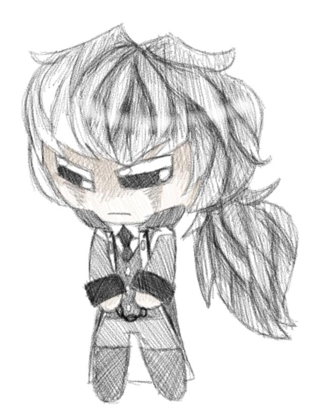 Lil Grumpy by Gameaddict1234