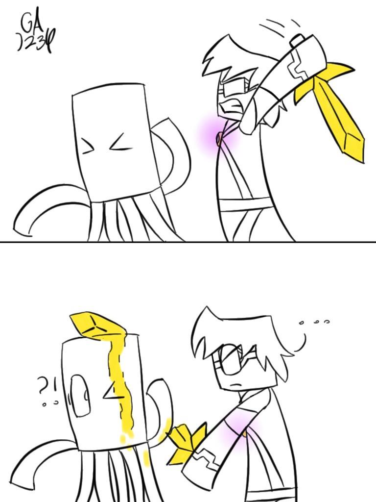 Literally a budder sword by Gameaddict1234