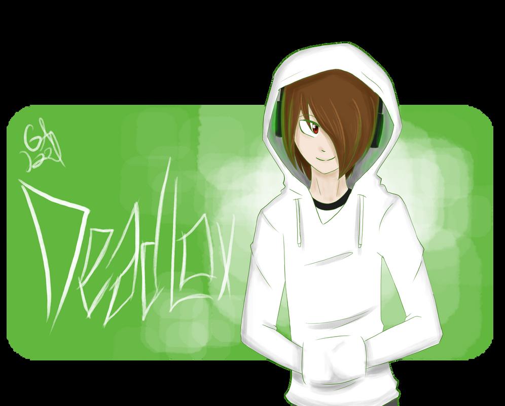 Deadloxxxx sketchh by Gameaddict1234