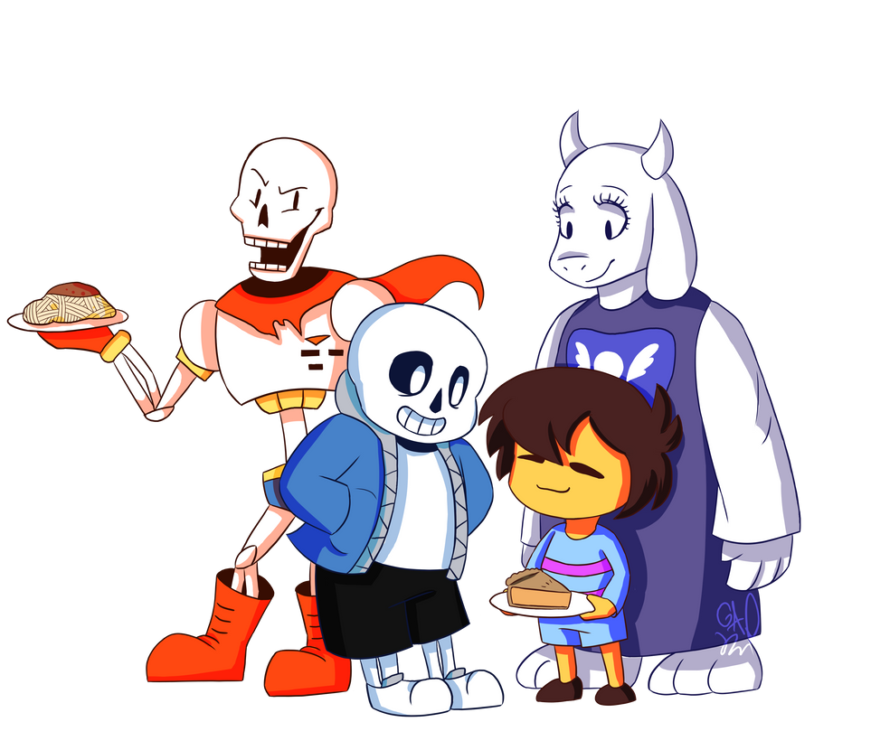 Undertale by Gameaddict1234