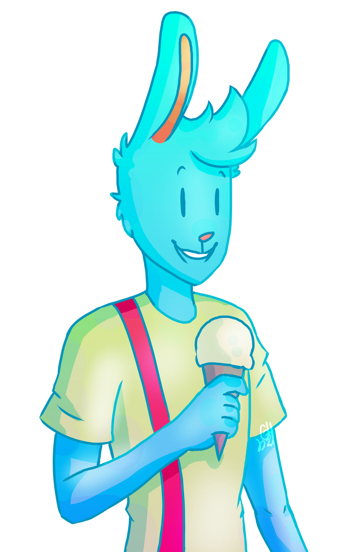 Nicecream guy by Gameaddict1234