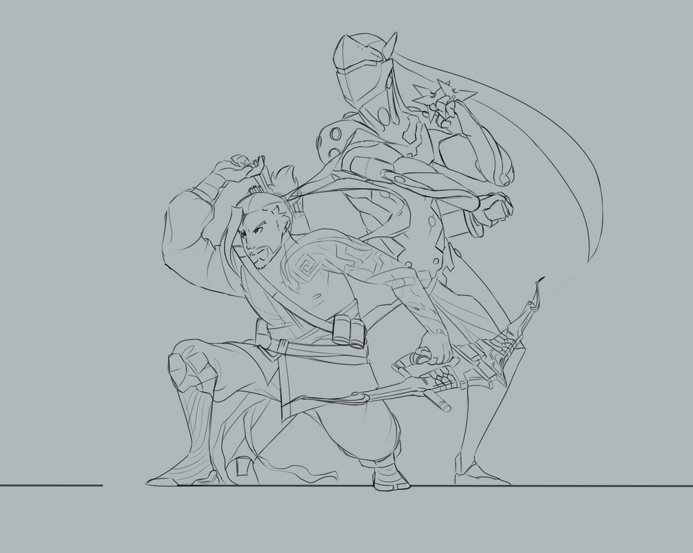 Get ready (WIP) by Gameaddict1234