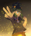 You are challenged by Pokemon Trainer Hau!