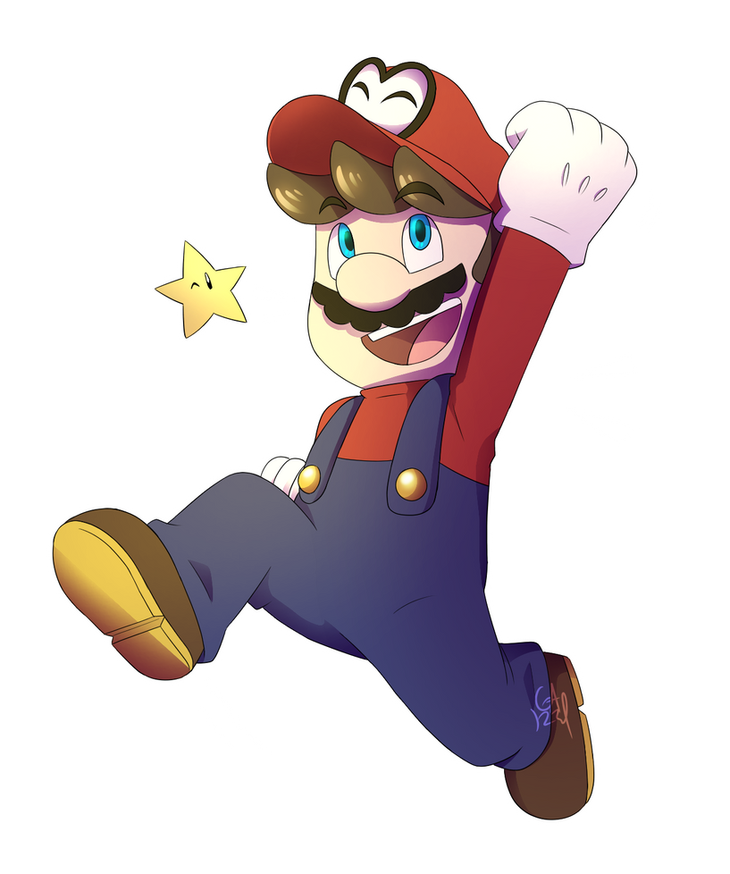 Jump Up, Super Star! by Gameaddict1234
