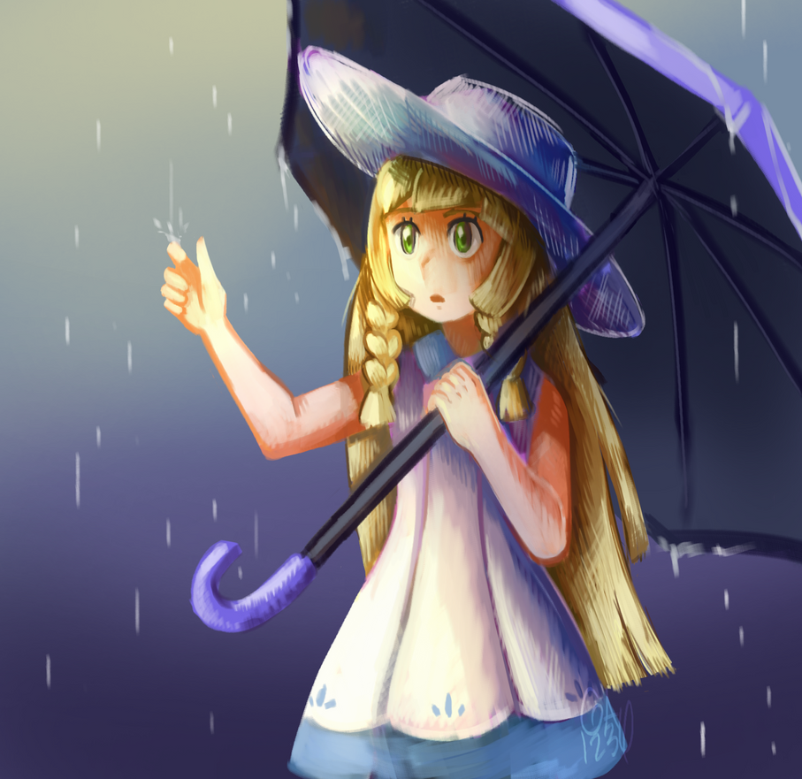 Rain by Gameaddict1234