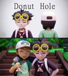 [MMD] Pokemon- Donut Hole (VIDEO LINK)