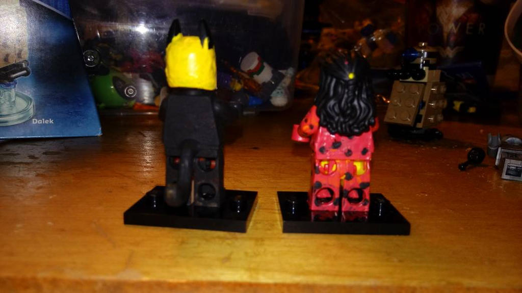 Miraculous Ladybug Custom Lego   by pieclown