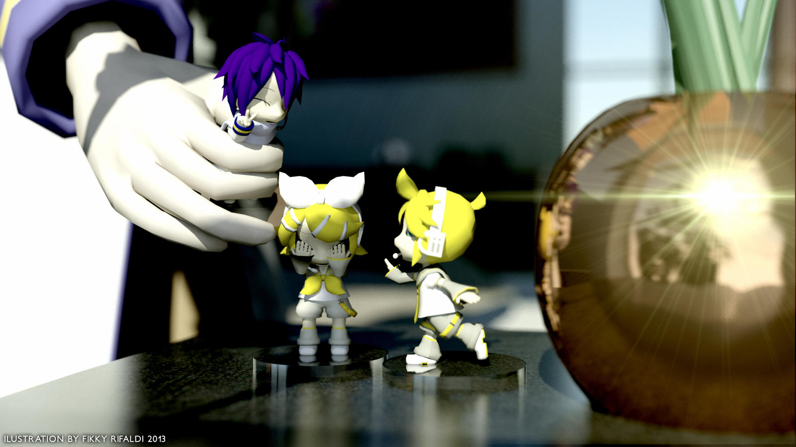 Nendoroid, Can I take one for my collections? by kurorofikkykakao