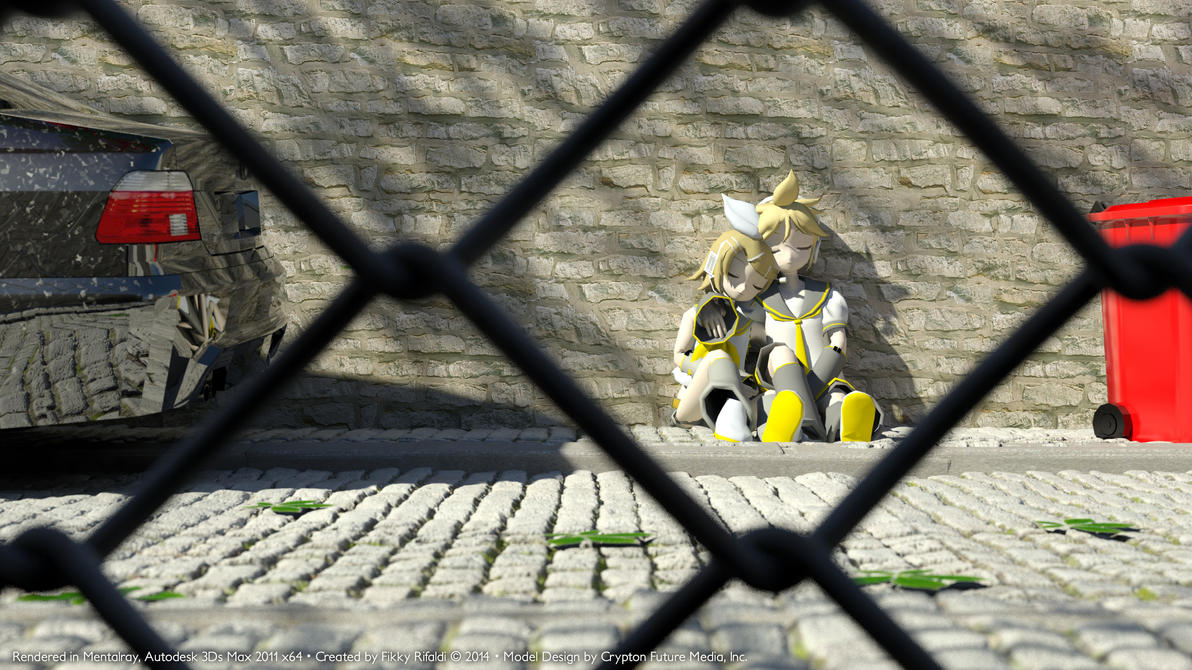 Kagamine Rin/Len, Do you want to adopt them? by kurorofikkykakao