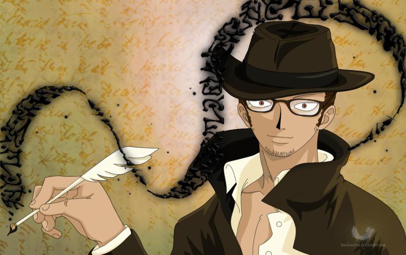 One Piece OC - Clow's DF Power by TenshiNoFuu