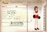 +OPHS+ Fuu Cheerleader Application by TenshiNoFuu