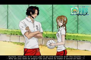 +OPHS+ Ace X Fuu, PE Class