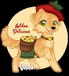Fetch! Golden Delicious