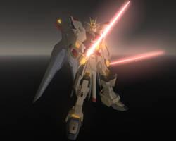 Strike Freedom Gundam by maverick8