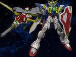 Gundam Wing Pose