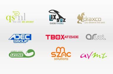 Logos by nat1x