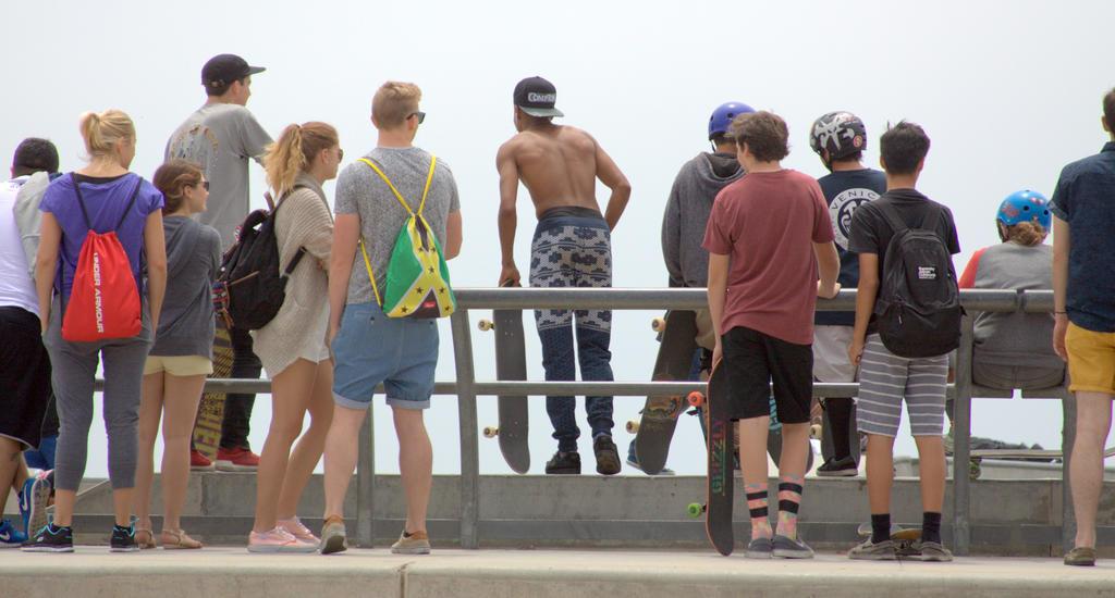 Venice Beach People #16