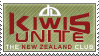 kiwis Unite Stamp by KiwisUnite