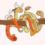 Umaibo Snakes