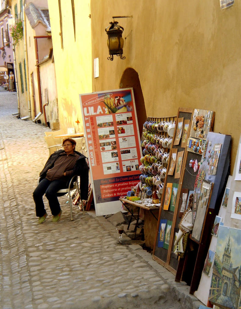 Sighisoara by raven30hell