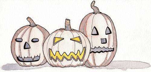 Jack-o'-lanterns