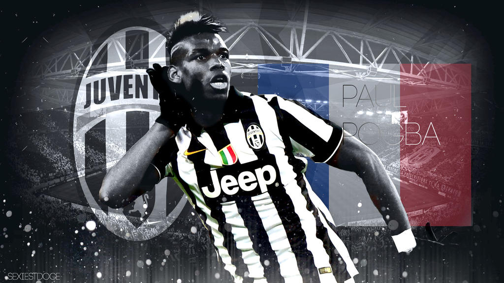Paul Pogba Wallpaper By SexiestDoge On DeviantArt