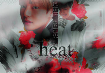 VHOPE - HEAT // FANFIC COVER by mnephilim