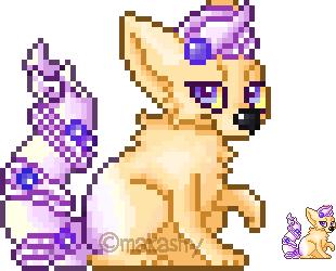 Baker Pixel by makashy