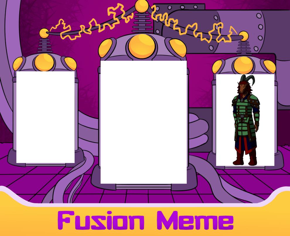 Cascade Cabaret: Fusion Meme by SquirrelManiak
