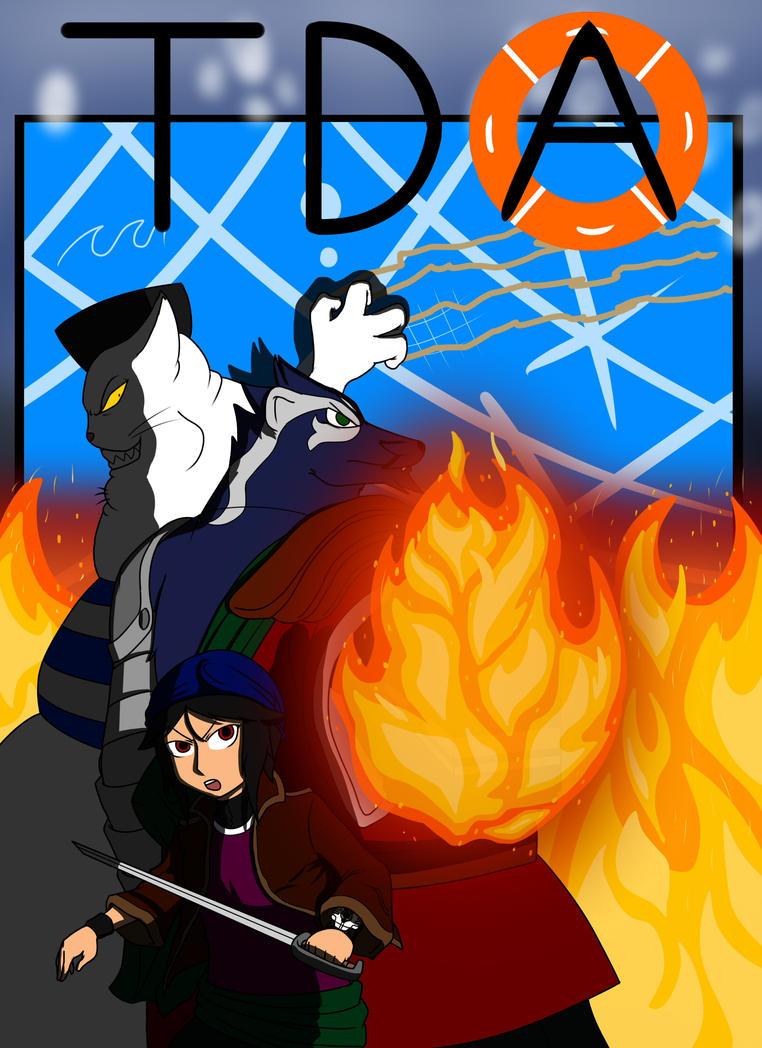 TDA Cover 2 by SquirrelManiak