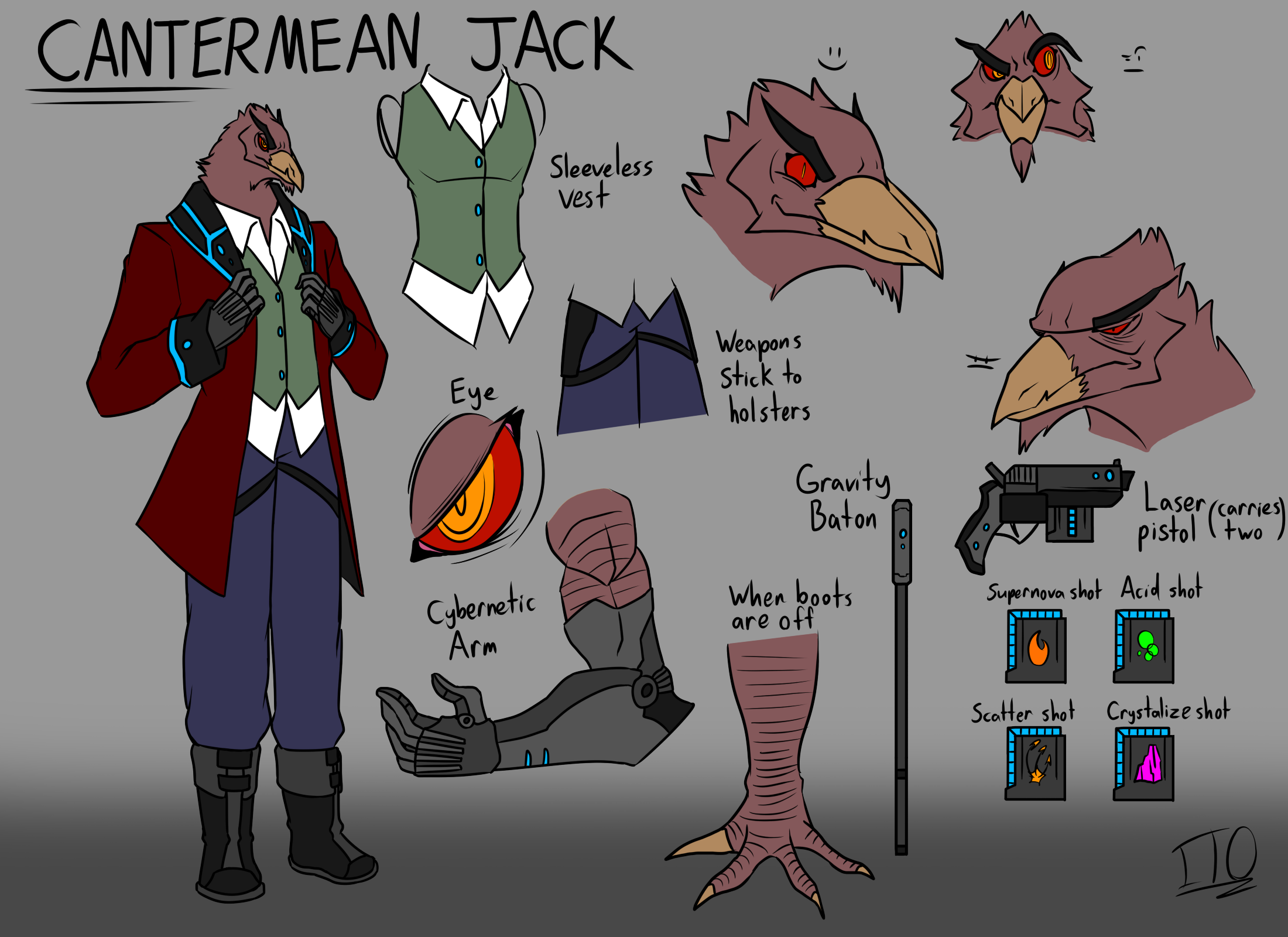 Angel Zone OCT: Cantermean Jack