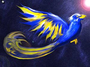 Blue Pheo