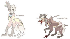 Design for leaamae and HlGHNOON by lUPISVUIPES