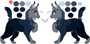Lynx Design ADOPT CLOSED by lUPISVUIPES