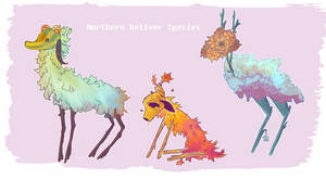 Limit Species Northern Deliver by lUPISVUIPES