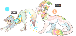 2 More Emoji Adopts CLOSED by lUPISVUIPES