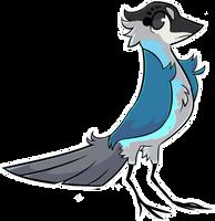 Bird for niblhenne