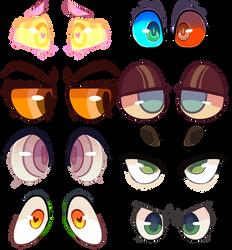 Eyes compilation