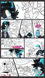 Comic Page part 1 by lUPISVUIPES