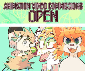 Animation Lip-Sync Video Commissions OPEN by lUPISVUIPES