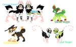 More Collab Adopts CLOSED  flat prices!