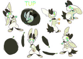 TUP Contest RESULTS!!