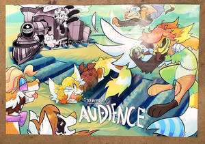 Nostalgic Audience POSTERS for SALE!