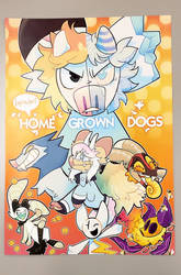 Home Grown Dogs POSTERS for Sale in description!!